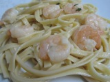 Light Shrimp Scampi