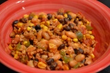 Crockpot Turkey Bean Chili