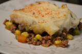 Light Shepherd's Pie