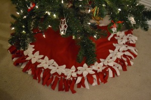 Fleece Tree Skirt