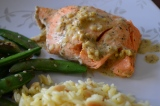 Dijon Baked Fish